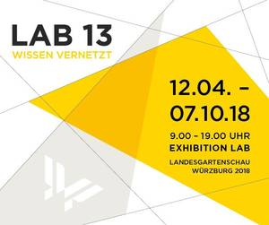 Exhibition poster LAB13