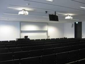 Equipment of type 2 lecture rooms, overview