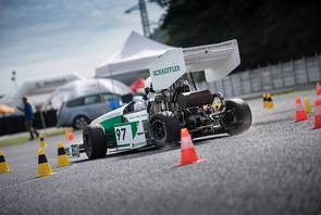 Auto vom Mainfranken-Racing