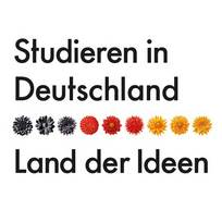 Logo Study in Germany - Land of ideas