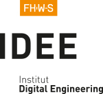 Logo des Instituts Digital Engineering